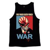 FIVE FINGER DEATH PUNCH - TANK TOP, WAR