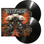 TESTAMENT - BROTHERHOOD OF THE SNAKE (2 LP VINYL)