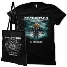 DEATHSTARS - T-SHIRT + BAG, TPC OCEAN (LIM. EDT.)