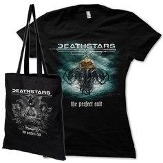 DEATHSTARS - GIRLIE + BAG, TPC OCEAN (LIM. EDT.)