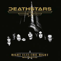"""DEATHSTARS - NIGHT ELECTRIC NIGHT """"GOLD EDITION"""" (CD/DVD) SIGNED!"""