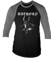 BATHORY - 3/4 SLEEVE BASEBALL, GOAT