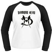 DIAMOND HEAD - LONG SLEEVE BASEBALL, LOGO