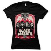 BLACK SABBATH - GIRLIE, RED FLAMES