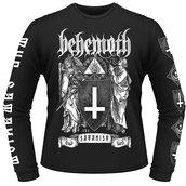 BEHEMOTH - LONG SLEEVE SHIRT, THE SATANIST