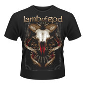 LAMB OF GOD - T-SHIRT, TECH STEER