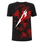 METALLICA - T-SHIRT, HARD WIRED JUMBO
