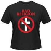 BAD RELIGION - T-SHIRT, CROSS BUSTER