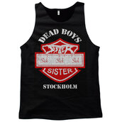 SISTER - TANK TOP, DEAD BOYS - HARLEY