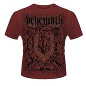 BEHEMOTH - T-SHIRT, FUROR DIVINUS MAROON