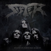 SISTER - STAND UP, FORWARD, MARCH! (VINYL)