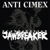 ANTI-CIMEX - SCANDINAVIAN JAWBREAKER (LP)