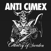 ANTI-CIMEX - COUNTRY OF SWEDEN (LP)