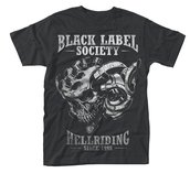 BLACK LABEL SOCIETY - T-SHIRT, HELL RIDING