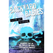 BACKYARD BABIES - LIVE AT CIRKUS (DVD)