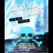 BACKYARD BABIES - LIVE AT CIRKUS (BLU-RAY) SIGNED!