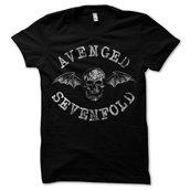 AVENGED SEVENFOLD - T-SHIRT, DEATH BAT